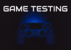 professionally test your game