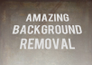 Professionally and amazingly do the background removal