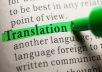 translate ducoments from and to hungarian, german, english and spanish