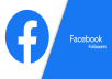 give you 800 facebook like or followers