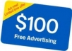 give 2 x 100 Dollars Google Adwords Coupon codes The adwords vouchers have 1 Year Validity