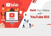 rank youtube video fast and get on first page Seo