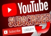 Hi dear,  Are you looking for the best way to grow your channel? If so, then you have come to the right place! I will add 150 subscribers for your Youtube Channel  Features:  ► 150 subscribers for your channel. ► All the subscribers are real and safe  ► Youtube 150 subscribers from worldwide. ► Subscribers from 100% real Human, I am not using any robot or software to do this work. ► 150 subscribers will be added within few hours ► No password required or any admin access. ► No Software Use / No Robot   ► the subscribers count of the channel should be public  order now sir  thank you