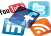 give you access to Unlimited Fans, Followers, Views and Google +1s