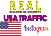 Give you +800 REAL Instagram(USA Traffic) followers/Likes [✓Refill guaranteed with 14 days]