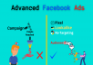 setup and manage your Facebook ads campaign