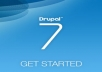 setup drupal cms on your web server(host)