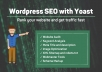 wordpress yoast onpage SEO with Schema Markup
