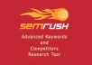 Send a Full SEMRUSH Premium Report For 5 Domains or 5 Keywords