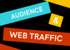 do share for your get web traffic