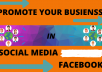 promote your business in social media marketing