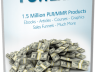 give you Power PLR Digital* Download 1.5 MILLION files containing PLR/MRR! Make MONEY