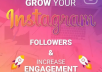 add to your Instagram account 1000 real followers or likes fast + super high-quality your niche targeted people guaranteed