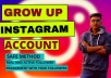 get you real and active 400 instagram followers