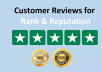 Add 3 Trustpilot reviews
