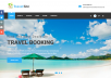 design fully automated travel booking affiliate website for income source