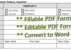 edit, modify, change and replace text from your PDF File (1 page)