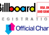 send your song to usa billboard and uk chart registration