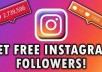 Give 1000+ Instagram Real followers or 1000+ post likes