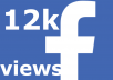 ADD you 12K views OR 500 post likes