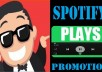Give Instant 2000 Spotify Song Plays