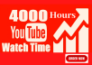 give you 4k hour youtube watch time