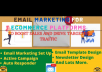 do active email marketing campaign  for e-commerce platforms to boost sales and drive traffic