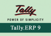 do all accounting posting and reporting by Tally ERP 9