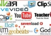 do video submission  to 35 high PR video submission websites