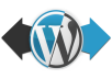 move your WordPress site to new WebHost