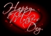 create An Awesom Mothers Day video using your family pictures set to music