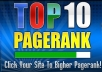 Advertise your Website on our high traffic website