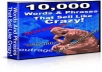 make you 10,000 Words & Phrases That Sell Like CRAZY!