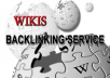 Create 1500 Authority Contextual Wiki Backlinks and 25 .EDU Wiki Backlinks All From Unique Wiki Sites