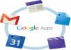 setup google apps for you