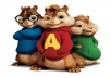 I can convert all your songs or voice recordings to chimpmunks style.. It is very cool to here your own voice like chipmunks singing... Its cool. Try me..