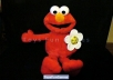 record THE BEST GIFT EVER of a PERSONALIZED Elmo audio message for your loved one