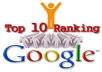 assist your site hit first Google search page in 30 days