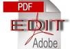 do changes in your PDF