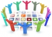 Social bookmarking is a great way to get whitehat backlinks to your site! I will submit your site to 200 social bookmarking sites I will get your details on the order page, and you will get an Excel report of all the sites upon completion!