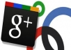give you 100 REAL Google plus +1 votes on your page