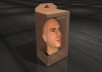 put Human heads in a awesome collection box in HD