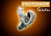 do any photoshop design work or photo editing according to your needs