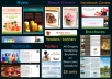 do graphic design brochures,flyers,headers,banners,facebook timeline,postcards,rackcards,poster,ebook cover,image editting
