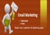 sell 2000 emails panel for email campaign