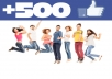 give you 800 likes on your facebook page