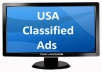 I will submit your website to 300+ free USA classified ad sites in the proper category + sub category using my classified ad submitter. As Classified ad sites are powerful for increasing direct sales online so earn from direct sales and affiliate sales. Order this gig now and promote your local business.