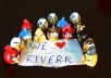 take a picture of all the Angry Birds holding any message/24 hours delivery EXPRESS