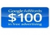 Show You How to get Free 100 USD Coupon Adwords