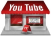 I will give you 1000 YouTube video views 100 YouTube Likes 100 YouTube subscribers 100 YouTube favorites and 20 YouTube comments on your video